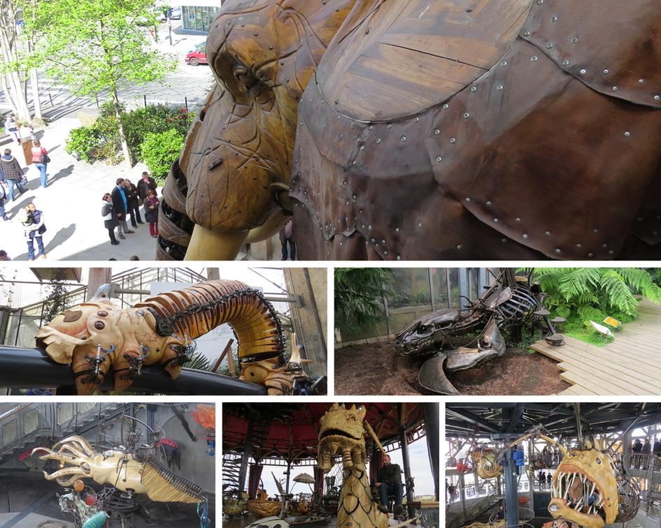 Nantes - Les Machines de l'ile
