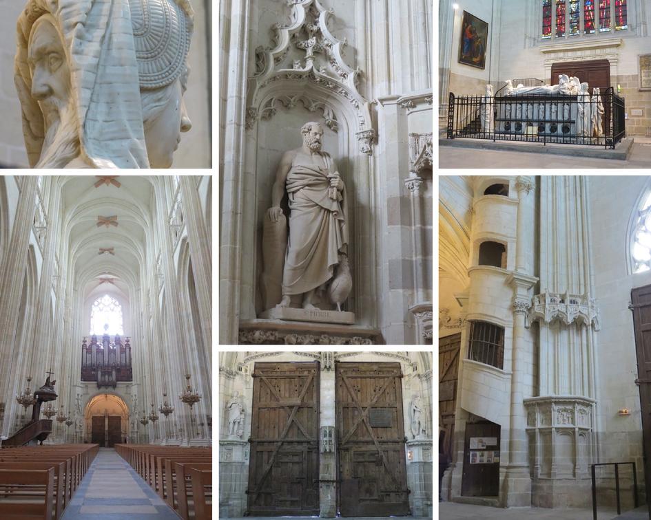 Nantes - cathédrale Saint-Pierre-et-Saint-Paul