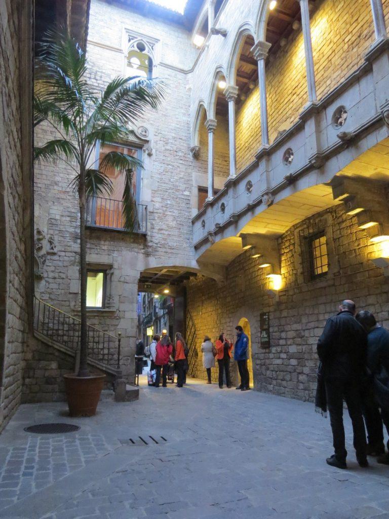 Museo di Picasso - Barcelone