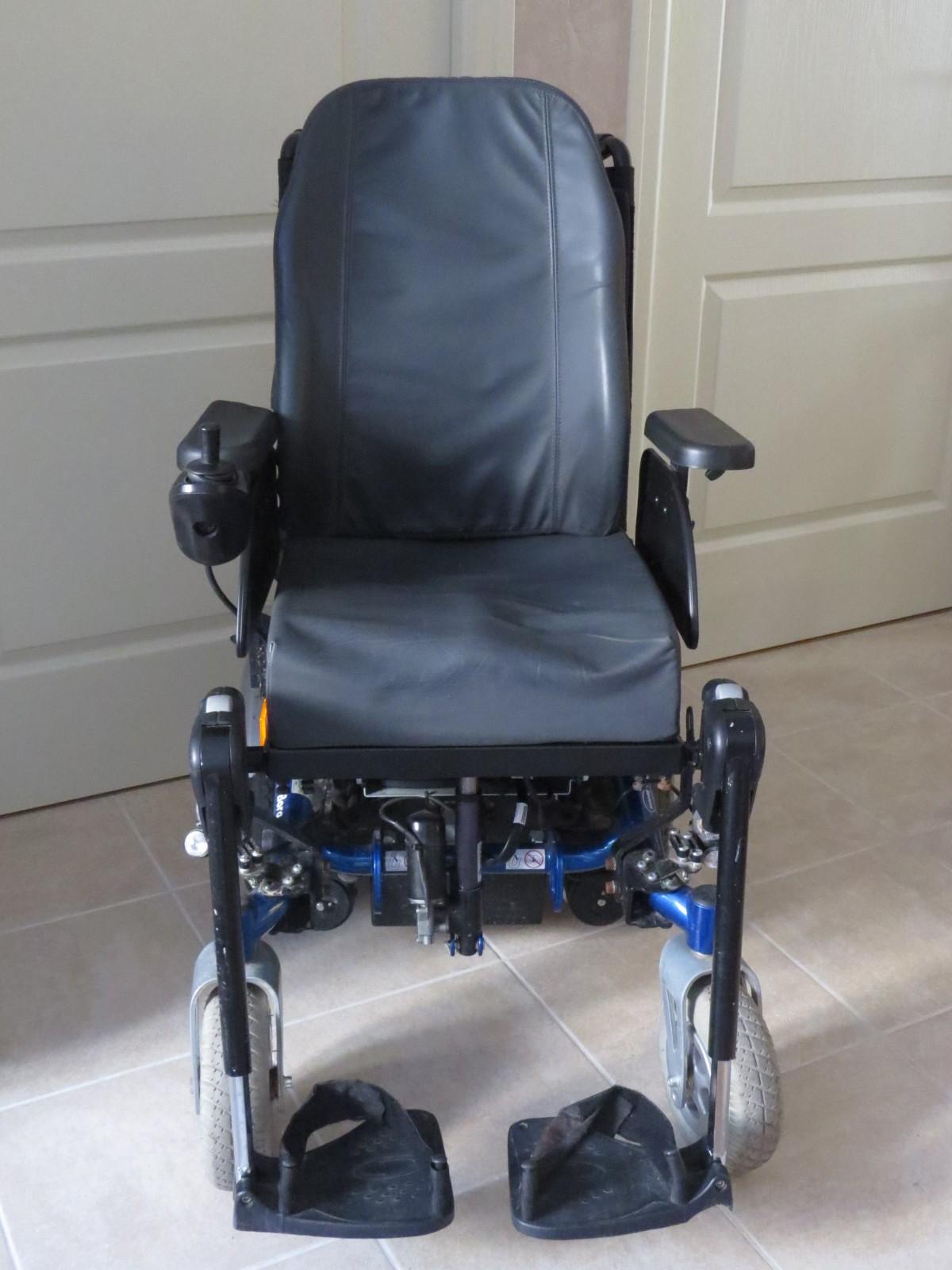 Sans lui je n 39 irais pas bien loin - Prix fauteuil roulant electrique ...