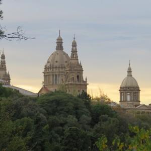 Montjuic - Barcelone
