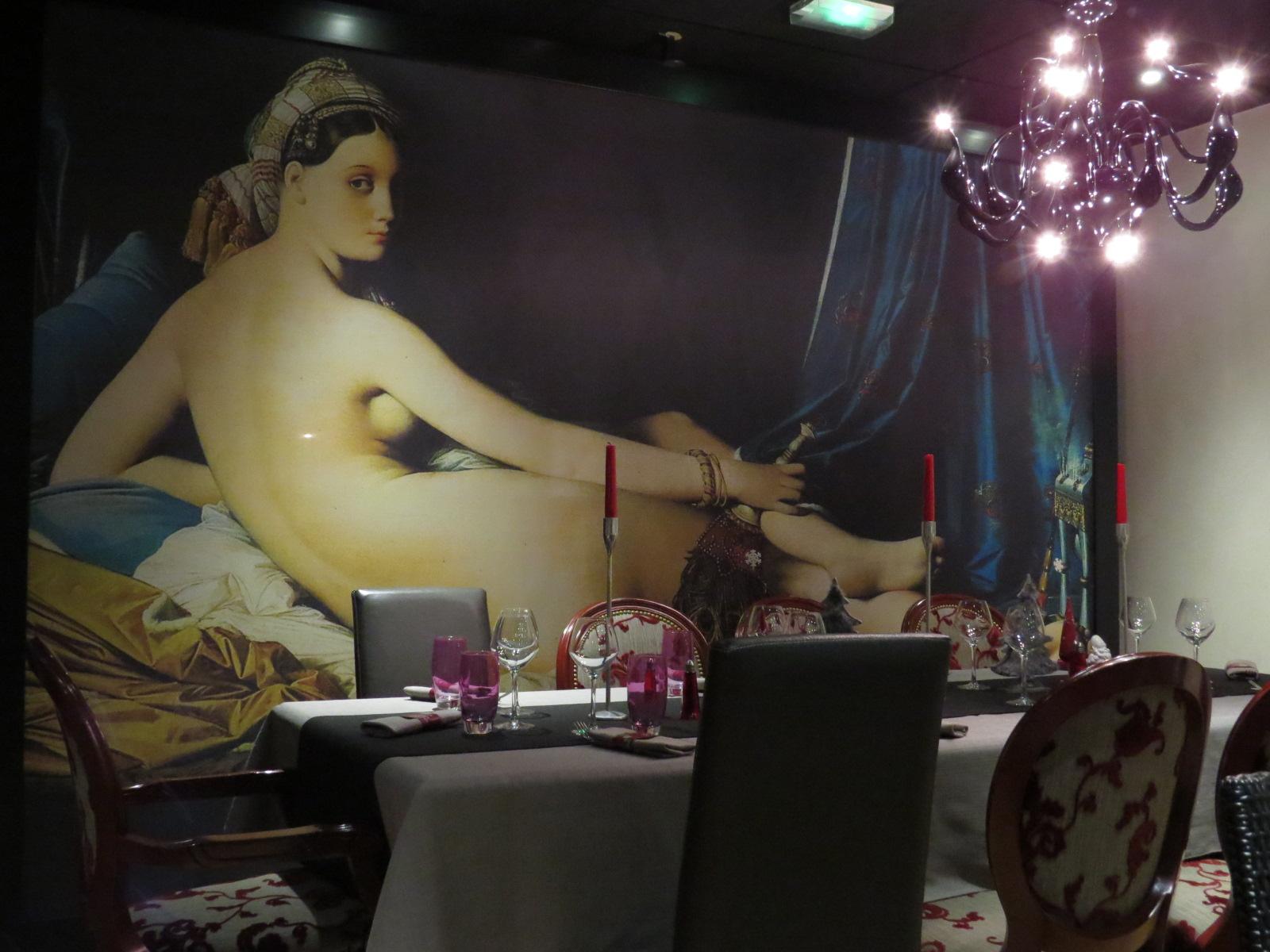 Restaurant Bains Douches Montbéliard