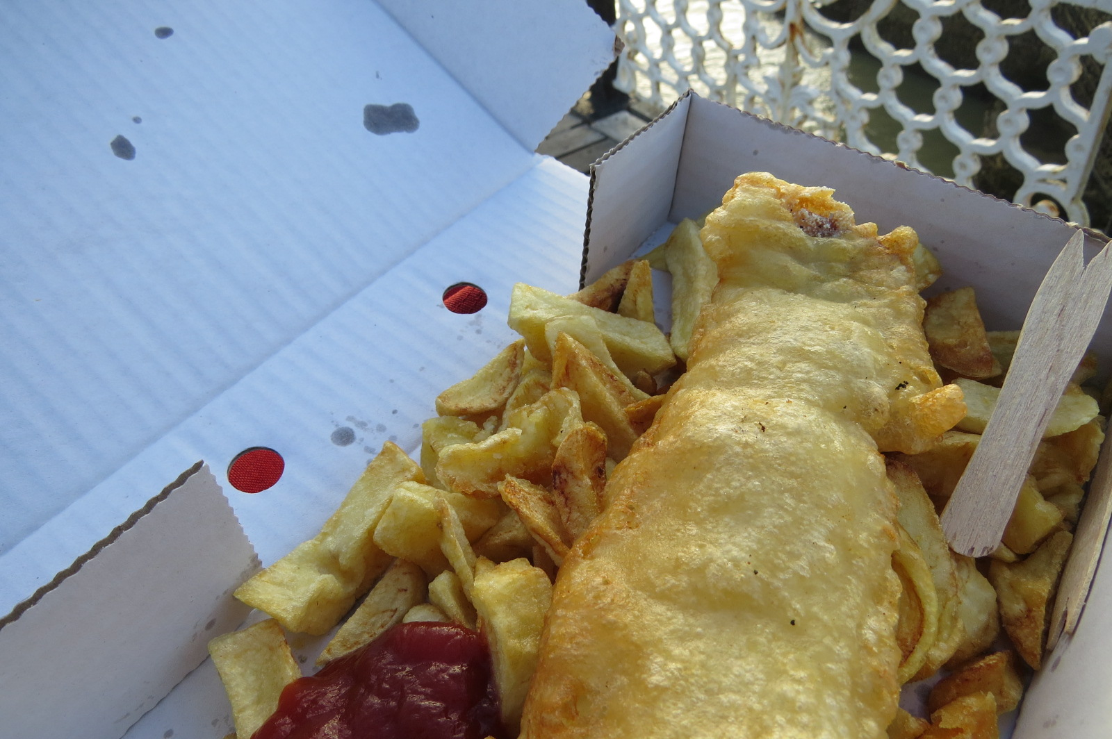 Brighton - Fish & chips
