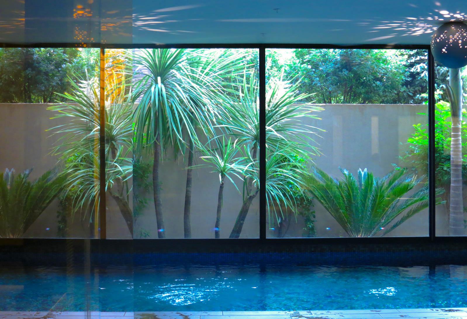 RadissonBlu Ajaccio spa piscine