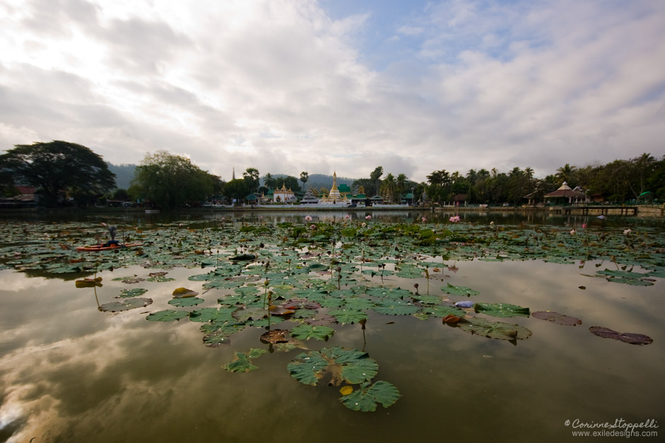 Maehongson-Voyage en Thaïlande