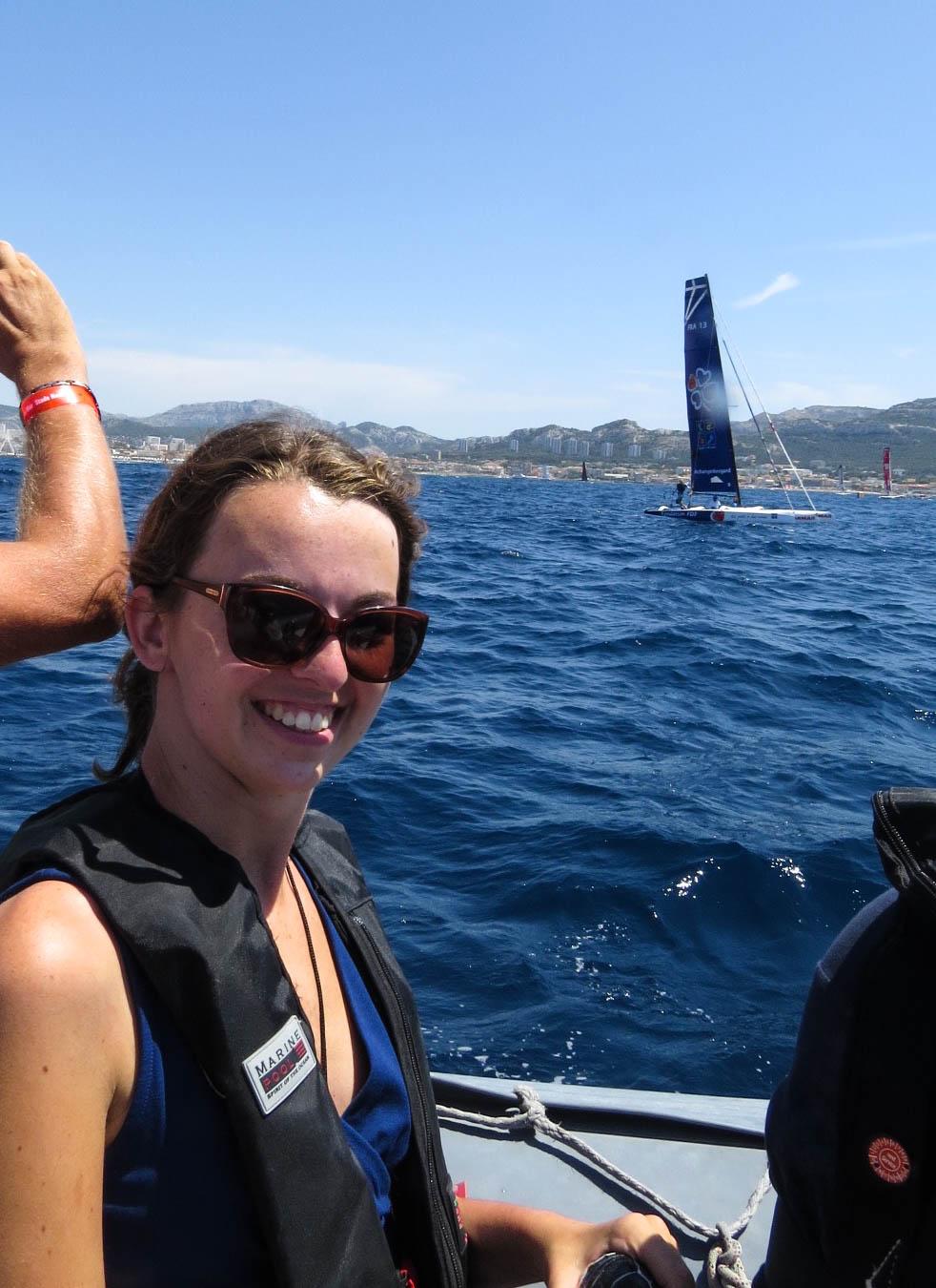 Tour de France à la voile - Marseille