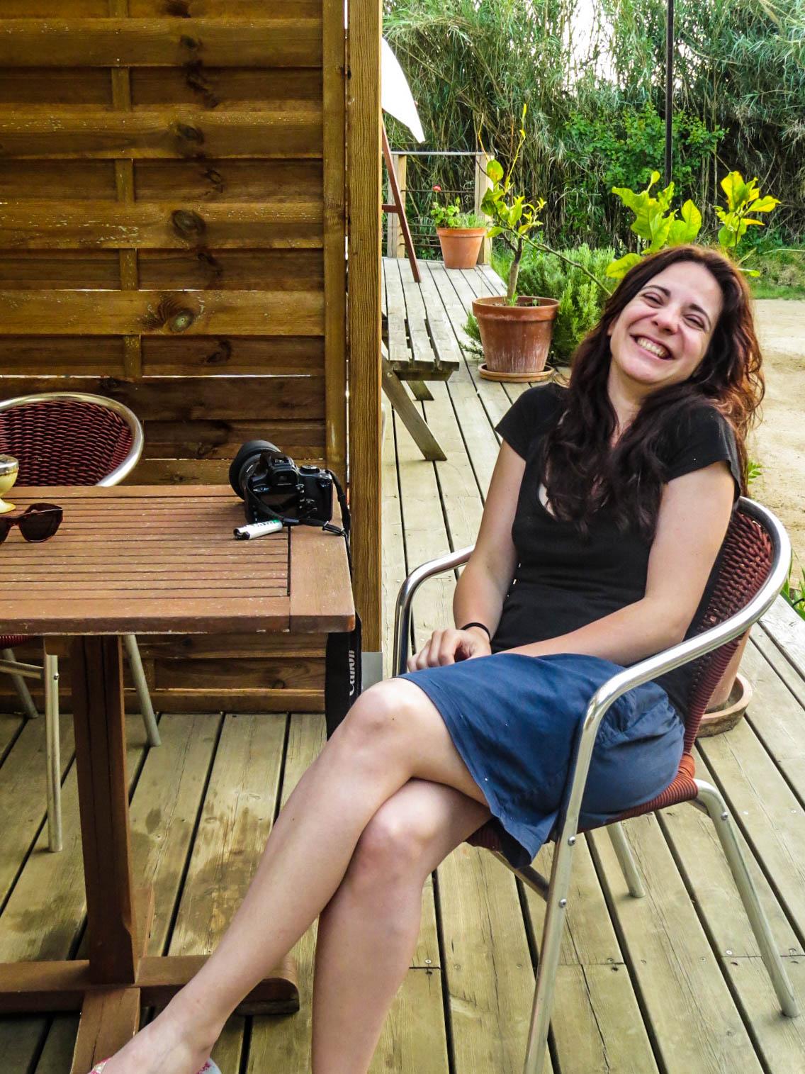 Corinne Stoppelli - Vie Nomade
