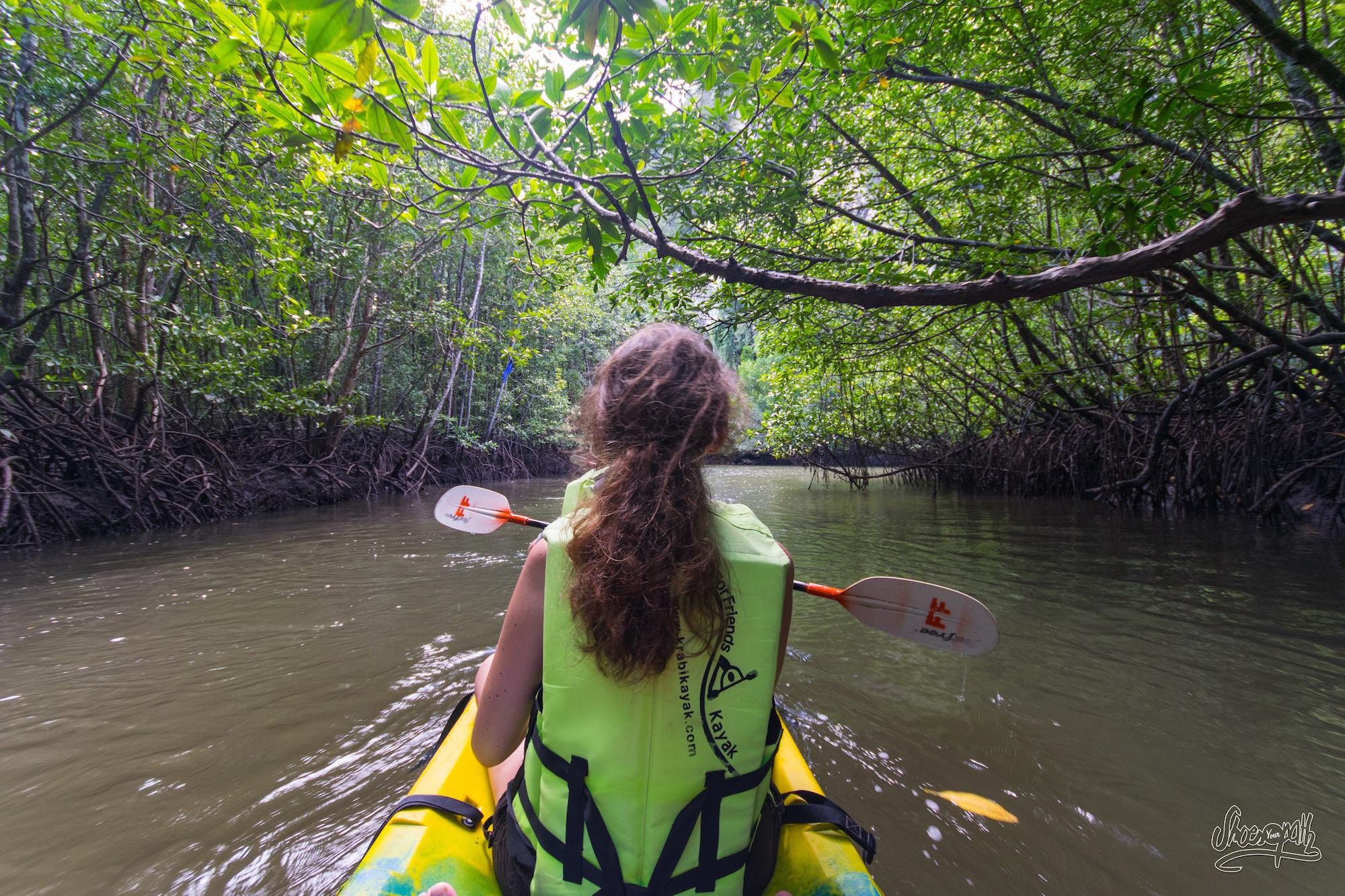Kayak shoesyourpath