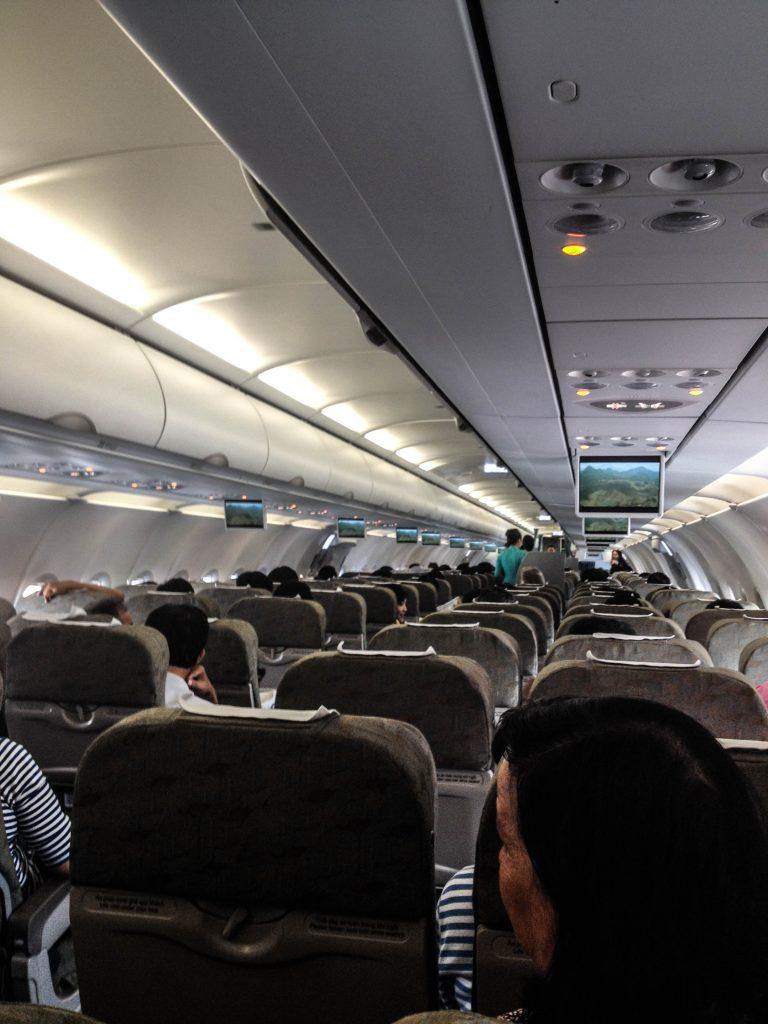 avion fauteuil roulant