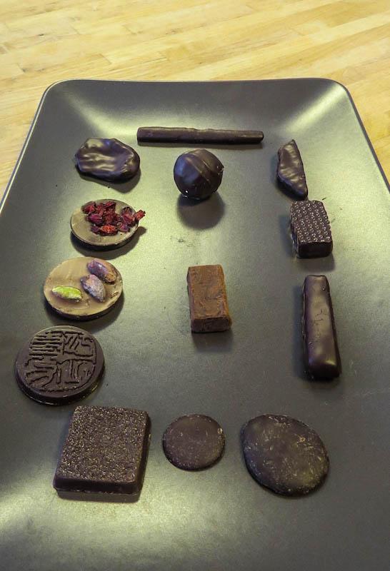 chocolaterie de bruxelles
