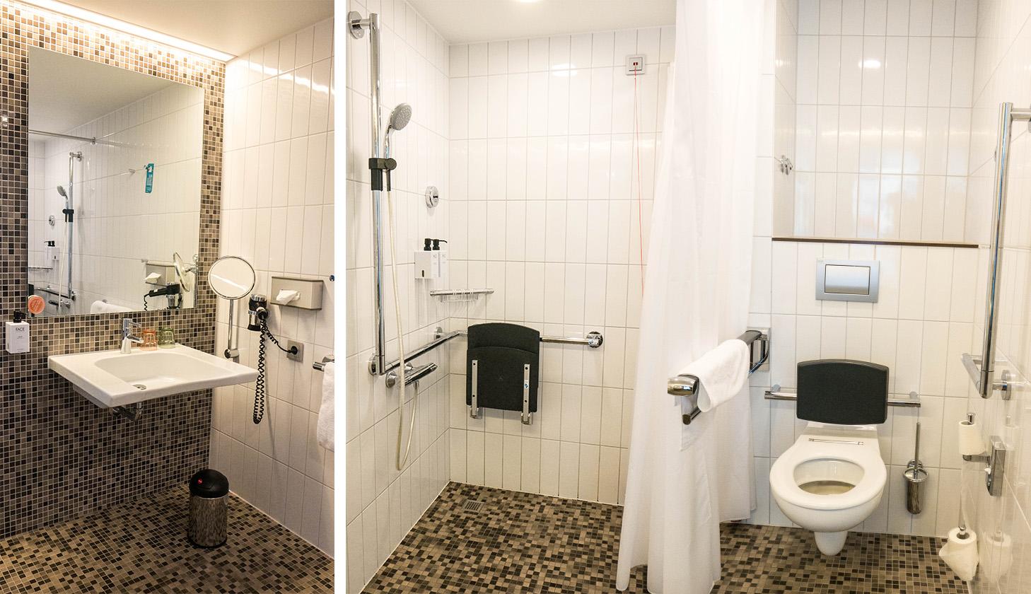 Voici un hotel à berlin accessible aux pmr.